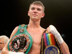 Luke Campbell to fight Derry Mathews on Tony Bellew undercard in October