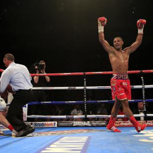Hearn wants Brook to fight Rios