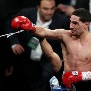 Unbeaten Garcia confident going into Judah bout