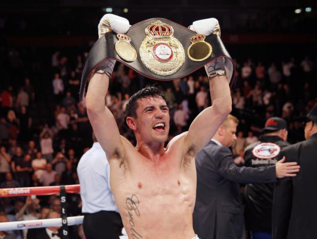 Anthony Crolla targets career-best performance against Jorge Linares