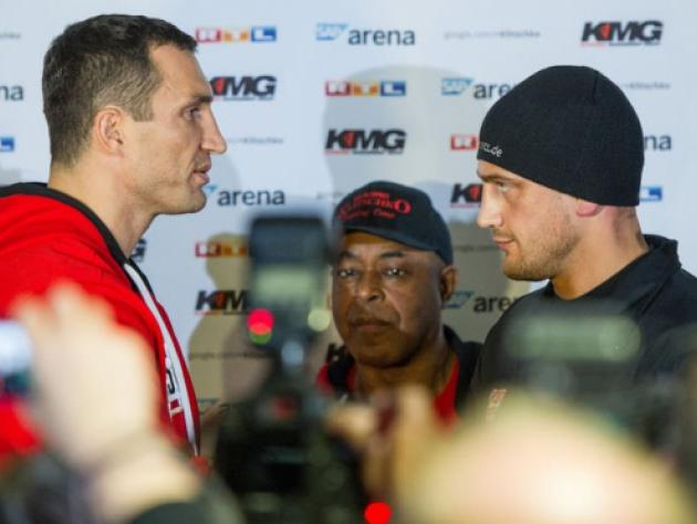 Cancer-survivor vows to dethrone Klitschko